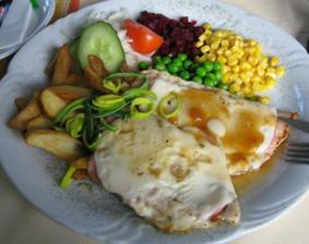 že by něco takového :-) k obědu...