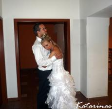 unavená nevěsta před odchodem domů :-)))