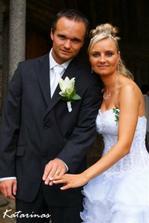 Kačenka a její svatba 2.8. v Třebíči