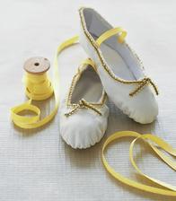 balerinky se zlutou ... aneb uz se chystam na jaro