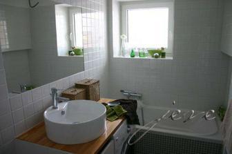 takhle vypada koupelna nyni, opet zduraznuji ze je to tak v polovine prace