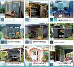 barvy v zahrade i pro dospele ... inspirace ze zahradnické velmoci Holandska ... u nás všechno medová, medová, medová (a nebo zelená, když je lépe :)