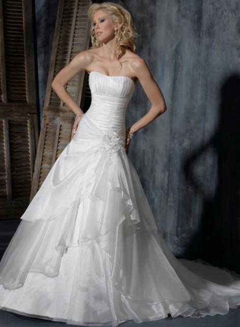 "Wedding dress - Maggie Sottero ""Megan"""