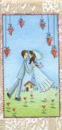 Včelička a čmeláček 9. 6. 2006 ve 12 hod. - A tyhle kapesníčky mám taky objednané, budu jen pro hosty k svatební tabuli a samozřejmě i pro nevěstu a ženicha
