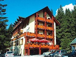Tak a tohle je hotel do kterého pojedeme druhý teden naší svatební cesty... :-)