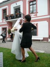 Od kamaráda - druhá nevěsta a paní zpěvačka - inu, byl to mejdan!