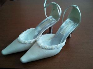 Boty na podpatku - za trest:-)