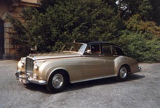 Bentley - v tom se povezu, můj milovaný bráška zamluvil:-)