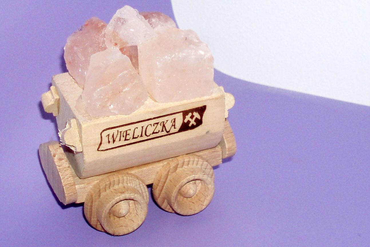 Drevený banícky vozík - Obrázok č. 1