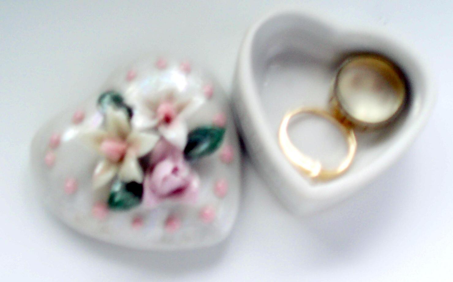 Srdce na prstienky - Obrázok č. 1