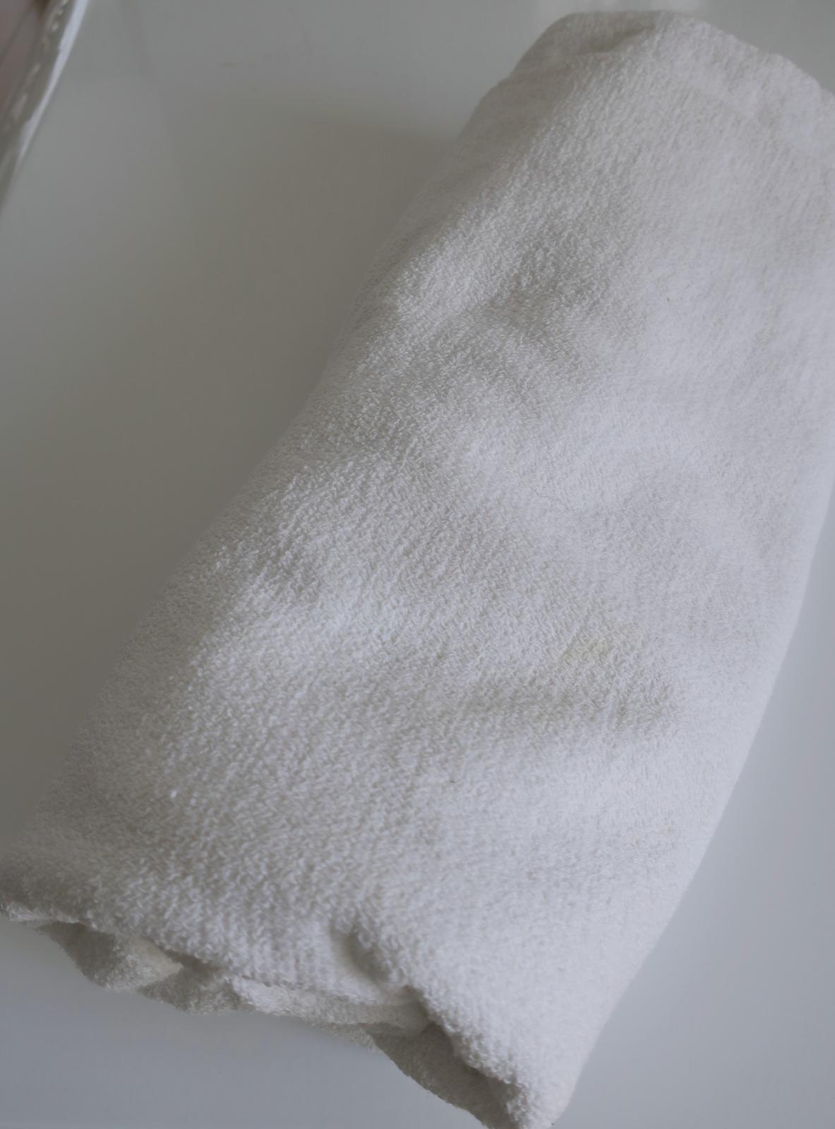 Biela Froté látka - Obrázok č. 1
