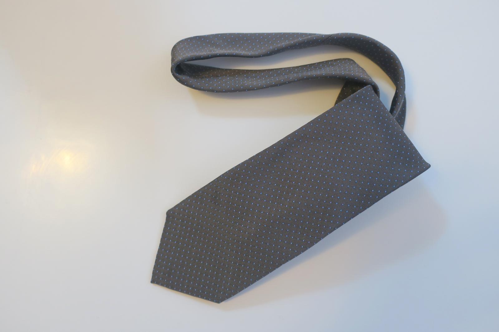 Hodvábna kravata Blažek - Obrázok č. 1