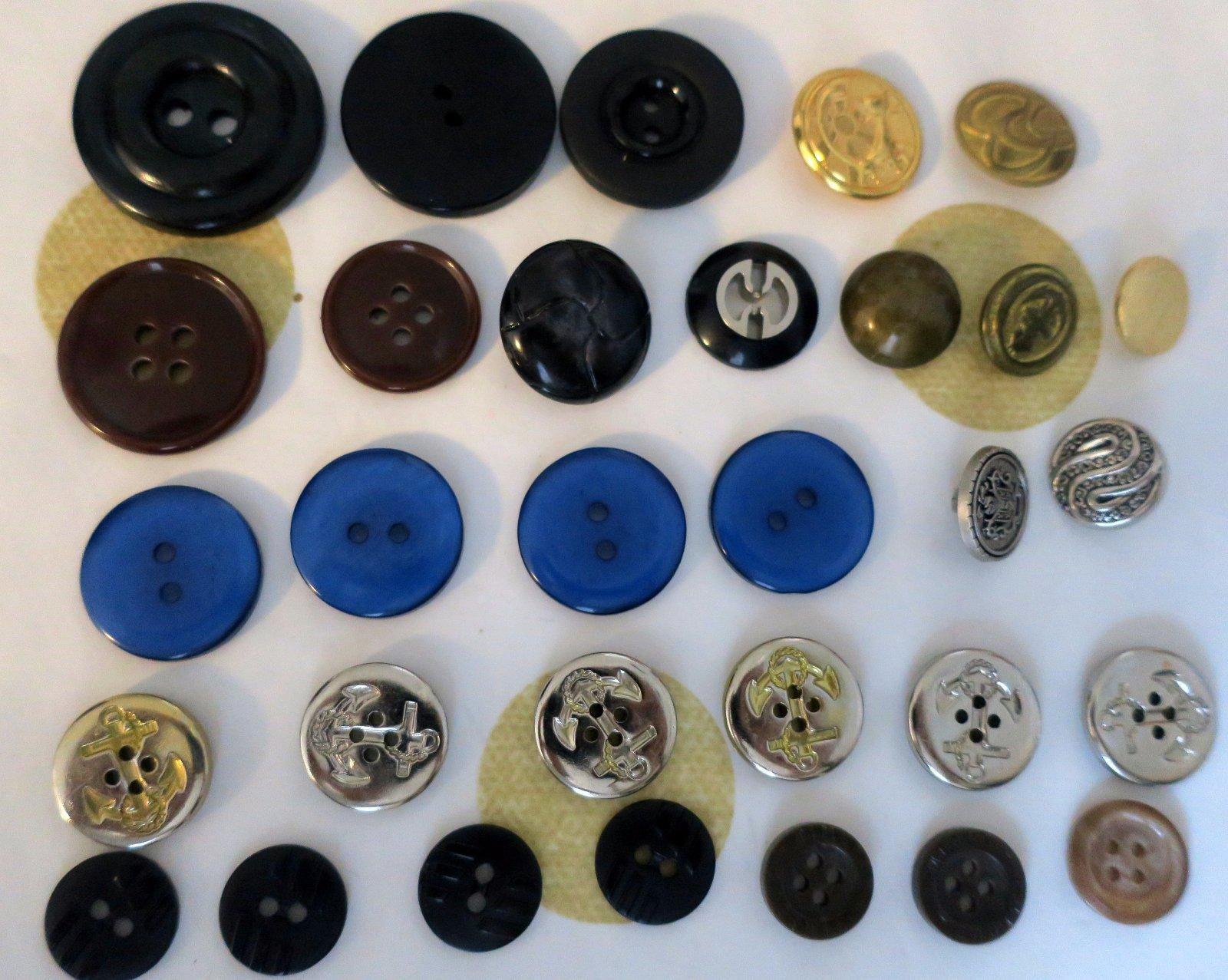 Gombíky farebné - Obrázok č. 1