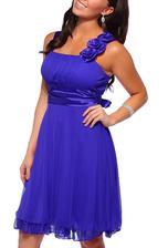 takto si predstavujem šaty pre družičky jedna 2 tm.modre a 2 rovnake len tyrkysové :-)