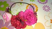 Kvetovana čelenka,