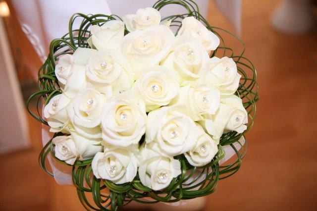 Majko a Lucka - moja svadobna kytica
