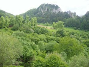a takto vyzera priroda - okolie Vrsatca
