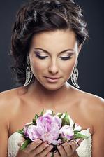 účes a make-up