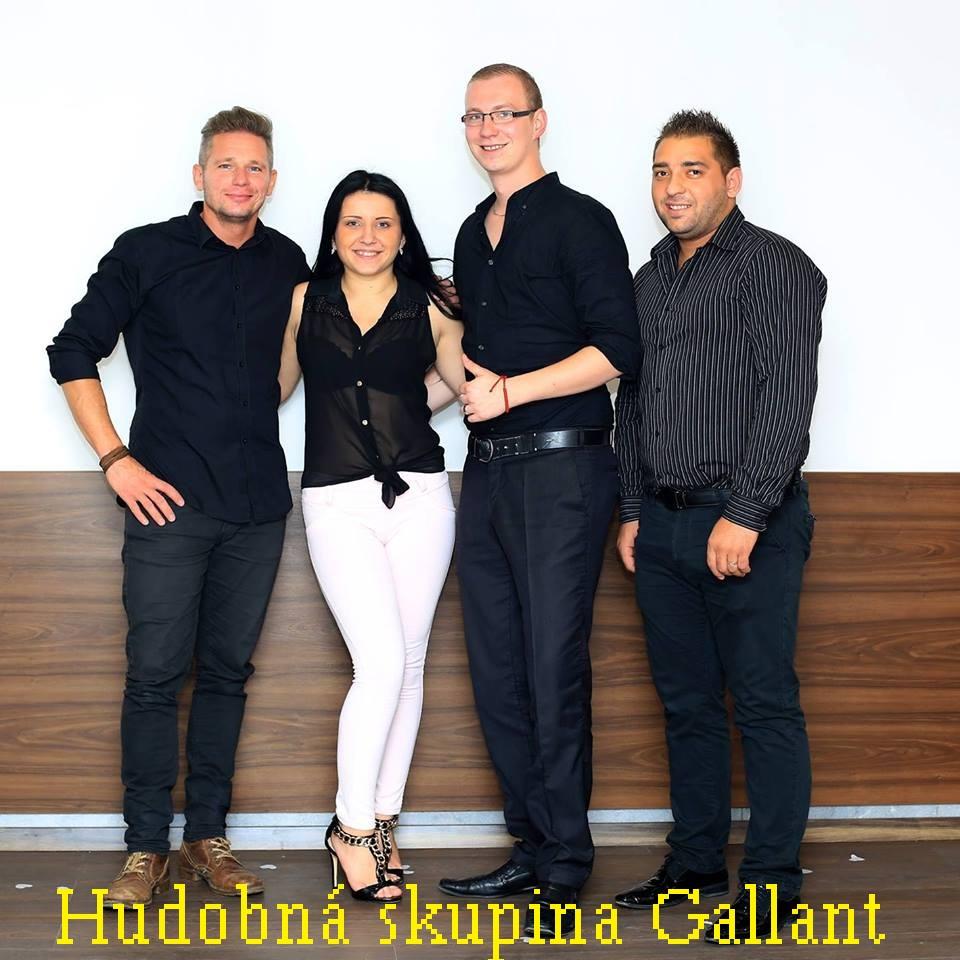 Začíname S&P :) - naša skupina HS Gallant :)