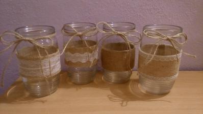 naše handmade vázičky