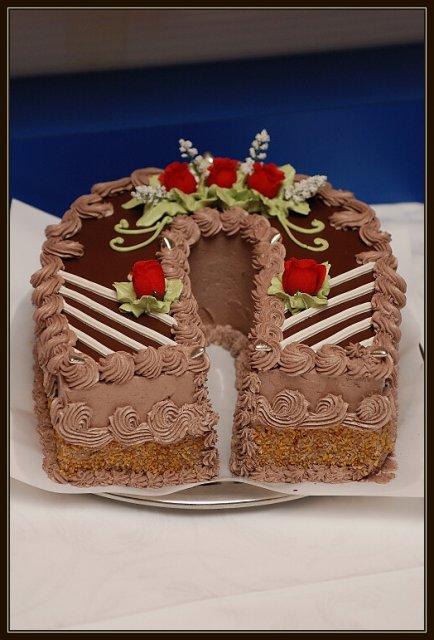 Sylvia{{_AND_}}Jozef - torta pre stastie