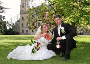naše svatba 10.5.2008