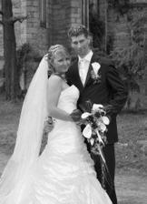 ještě jedna....a po svatbě domeček :-)