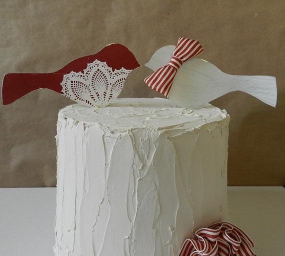 Vtáčiky na tortu - Obrázok č. 1