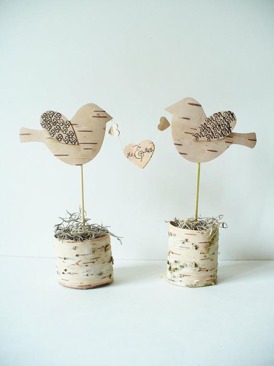 Vtáčiky na tortu - Obrázok č. 10