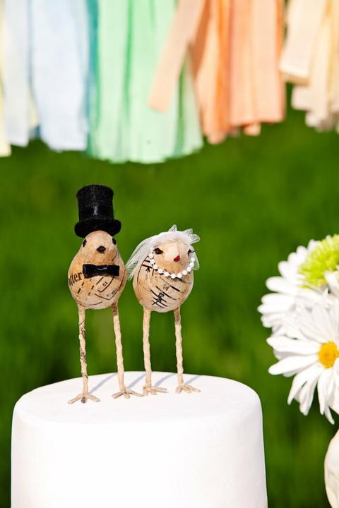 Vtáčiky na tortu - Obrázok č. 12