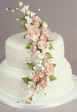 Krásný dort, ale my bude mít malinko jiný