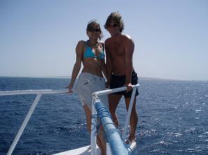...a na záver, pozdrav z plavby po červenom mori :)