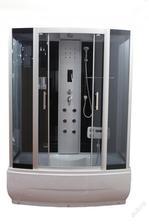 Sprchový masážní box ELE 150 s velkou vanou ...máte někdo zkušenost?? ...nejde mi o masážní blbinky, spíš o kompromis mei sprchou a vanou...
