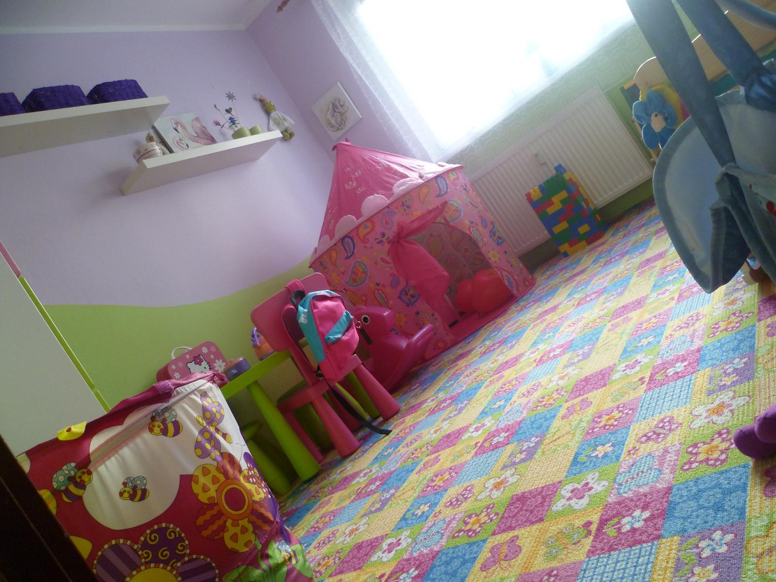 Dětský pokojík pro naší Karolínku :o) - Obrázek č. 1