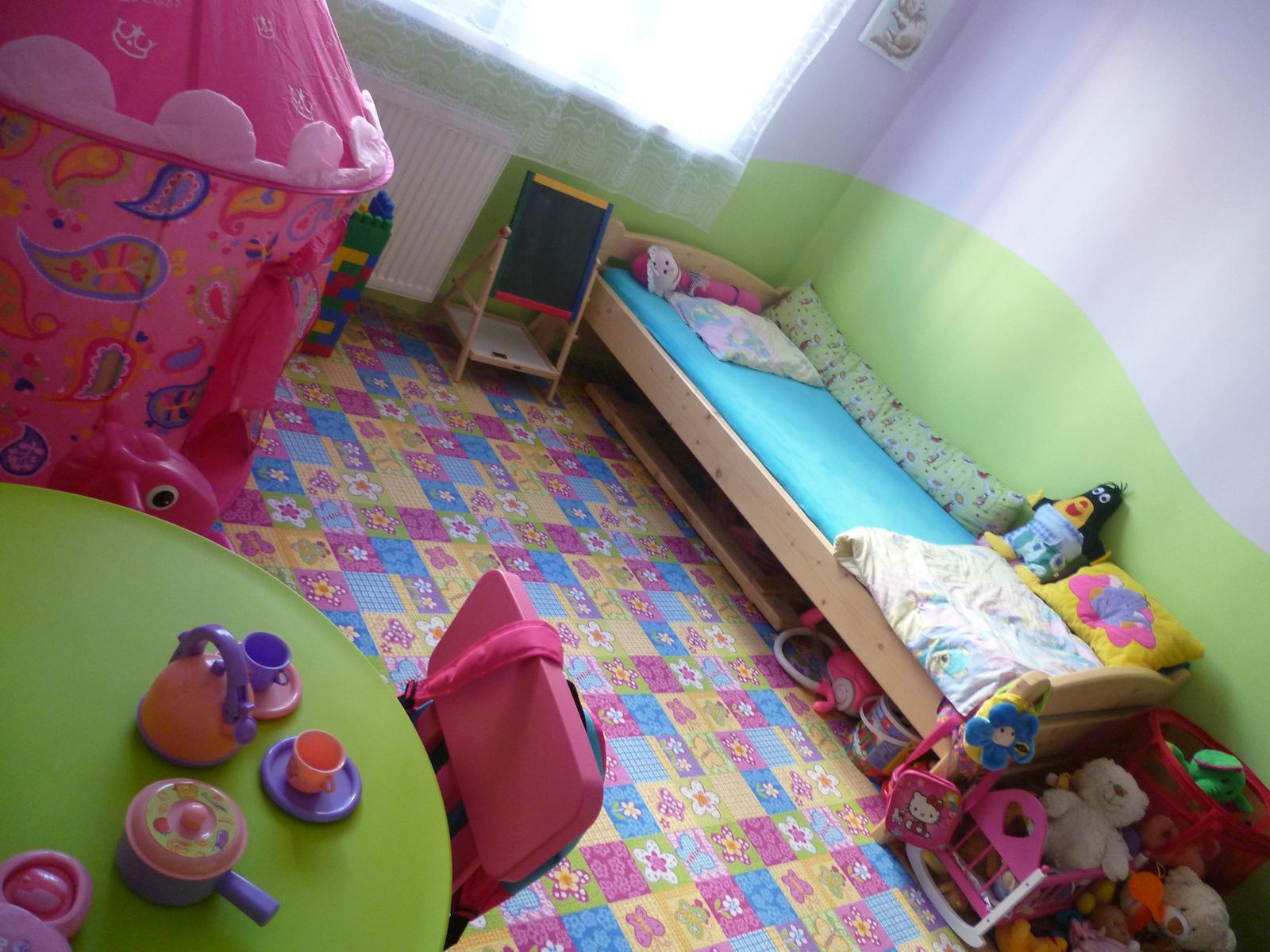 Dětský pokojík pro naší Karolínku :o) - Obrázek č. 2