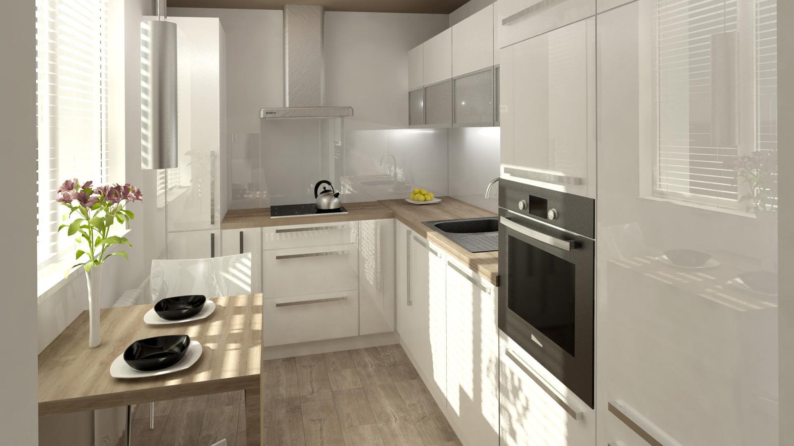 Inspirace pro rekonstrukci panelákového bytu - Obrázek č. 40