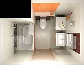 nakonec něco podobného, jen zrcadlově opačně a místo vany velký sprcháč ( 80x120 )