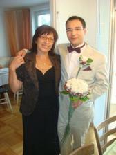 moj manzelik s jeho maminkou,mojou svokrickou