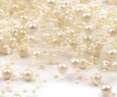 Perličky na silikóne - šampaň ,
