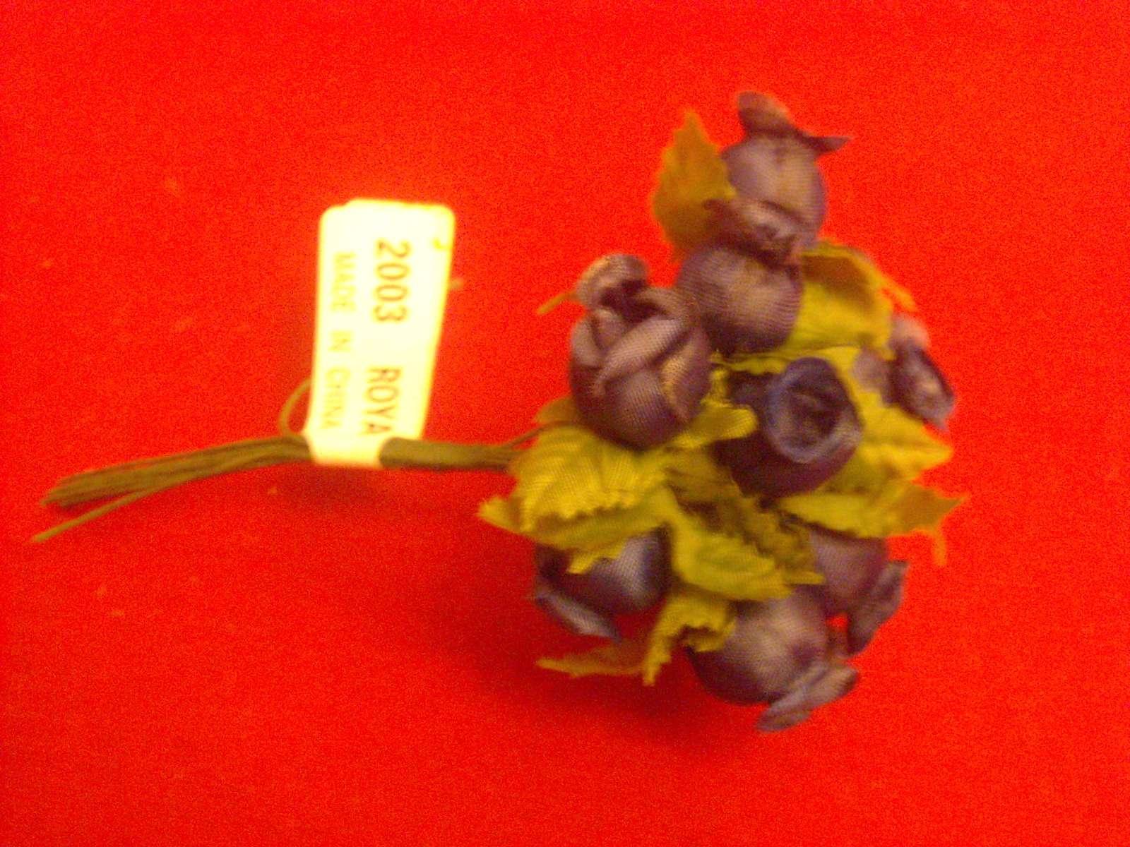 umělé květinky - Obrázek č. 1