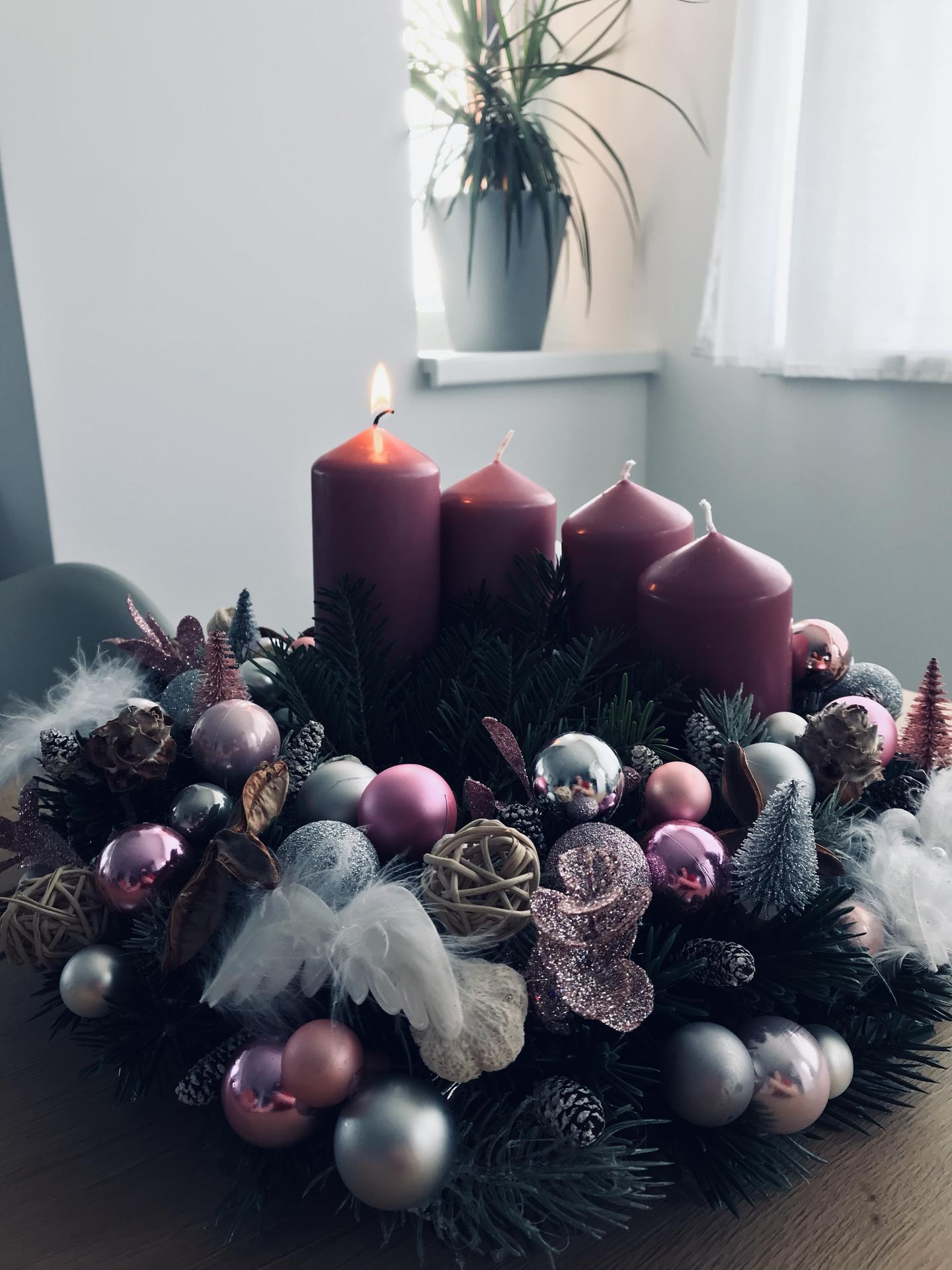 Naše prvé Vianoce v novom. - Obrázok č. 1