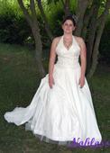 Svatební šaty Themprance č. 68- výprodej-vel.42-44, 44