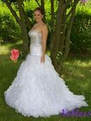 Svatební šaty Hadassa č. 197 - vel. 36-38, 38