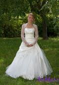 Svatební šaty Hannah č. 98 - vel. 34-38, 37