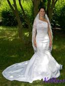 Svatební šaty Celestýna - č. 67 - vel. 38-40, 38