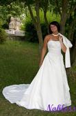 Svatební šaty Joliena č.20 - vel. 40-44, 44