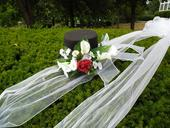 Cylindr s květinami,