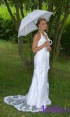 Svatební šaty Narcisa č. 178- výprodej - vel.32-36, 34