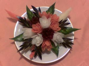 zásnubní květina pro maminku