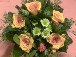 ještě jedna květina pro maminku